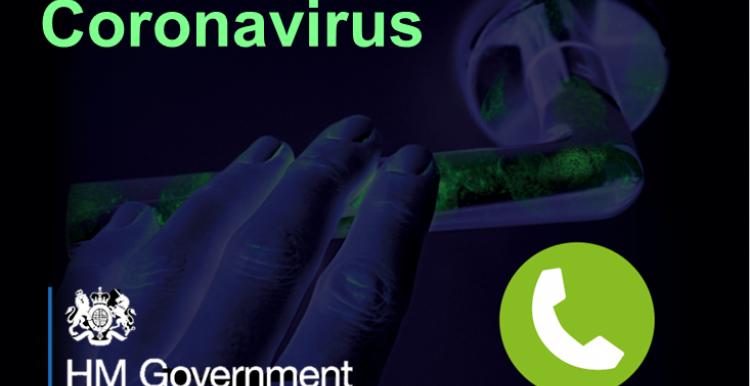 Coronavirus Whatsapp Government Infographic