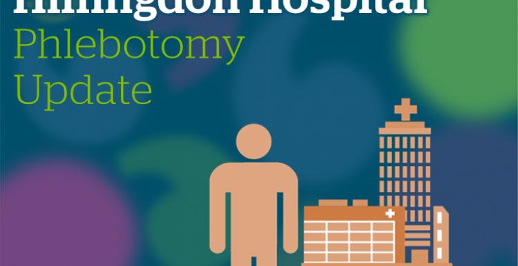 Hillingdon Hospital Phlebotomy Update