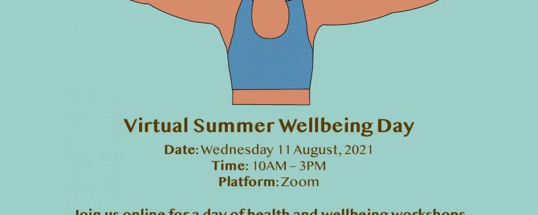 Hillingdon Virtual Summer Wellbeing Day