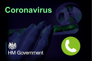 Coronavirus Whatsapp Government Infographic