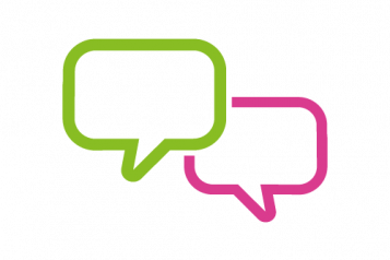 Healthwatch Speech Bubbles