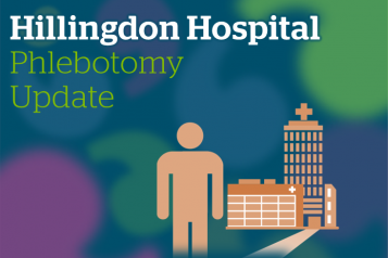 Hillingdon Hospital Phlebotomy Update