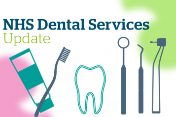 NHS Dental Services Update