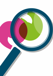 Healthwatch Infographic - Magnifying Glass